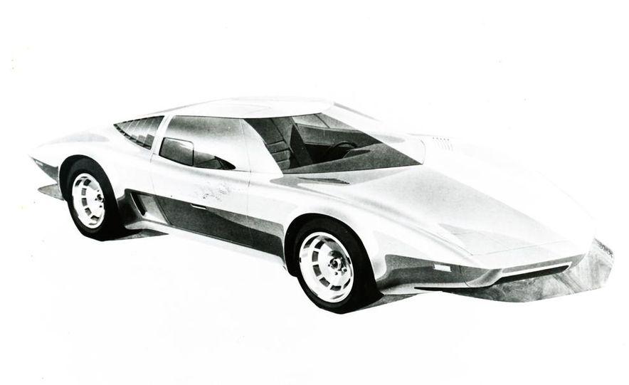 Chevrolet Corvette 4-Rotor - Slide 16