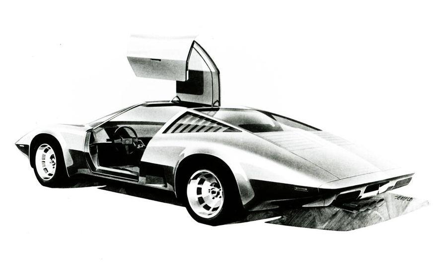 Chevrolet Corvette 4-Rotor - Slide 17