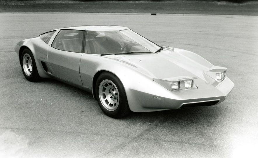 Chevrolet Corvette 4-Rotor - Slide 1