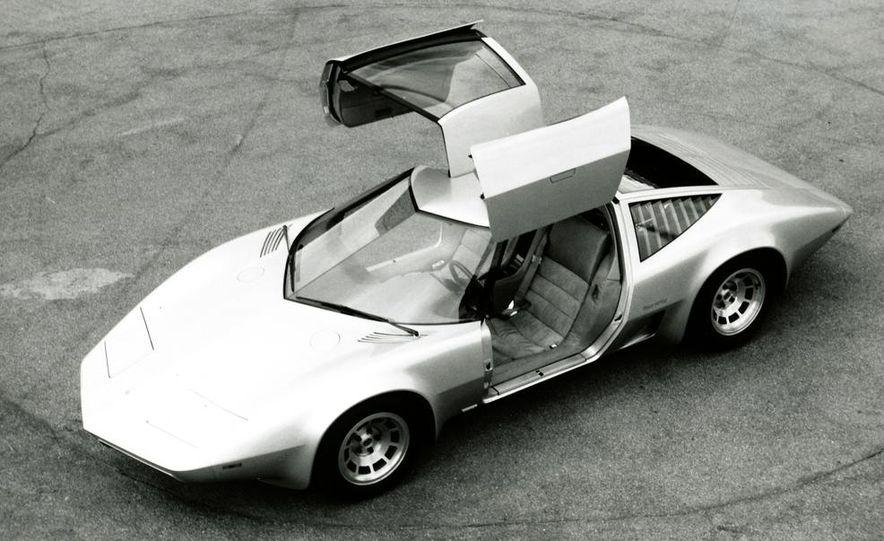 Chevrolet Corvette 4-Rotor - Slide 4