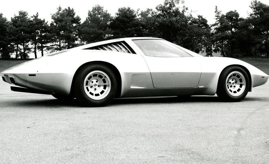 Chevrolet Corvette 4-Rotor - Slide 6