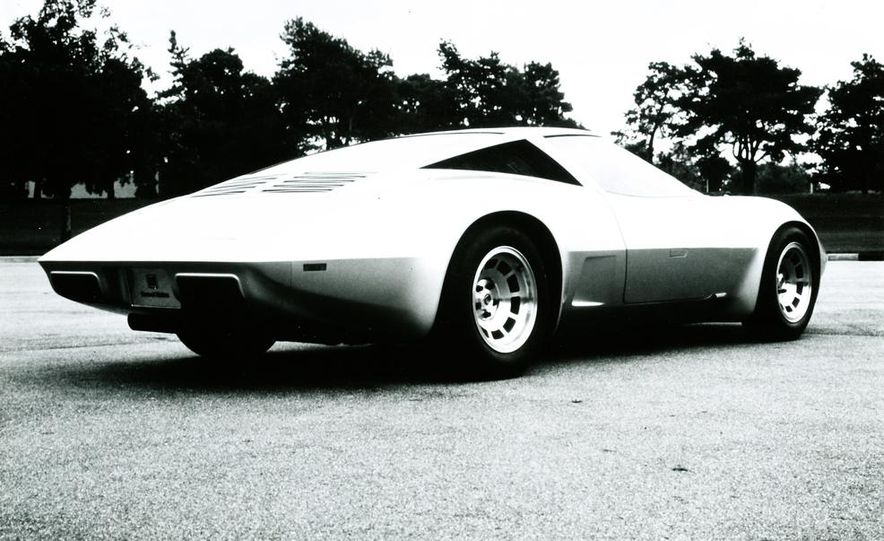 Chevrolet Corvette 4-Rotor - Slide 7