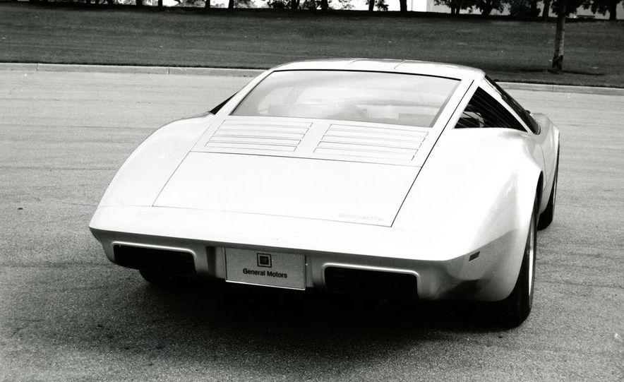Chevrolet Corvette 4-Rotor - Slide 9
