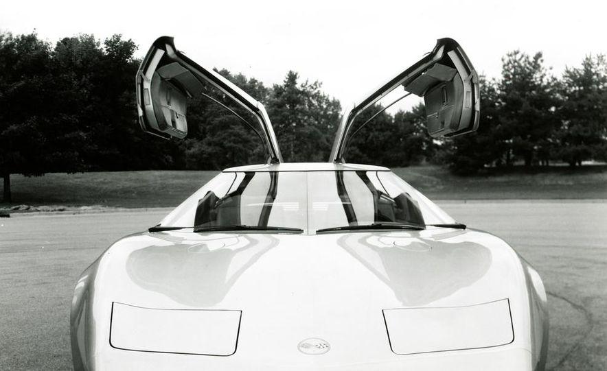 Chevrolet Corvette 4-Rotor - Slide 10
