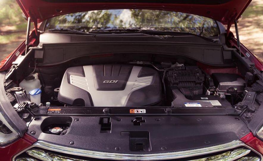 2013 Hyundai Santa Fe Limited AWD - Slide 45