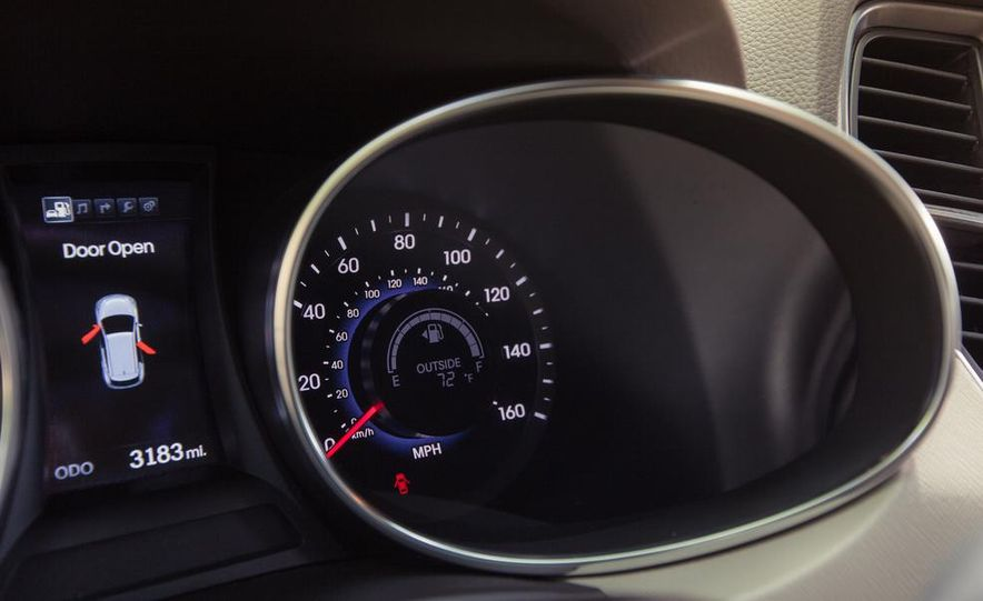 2013 Hyundai Santa Fe Limited AWD - Slide 31