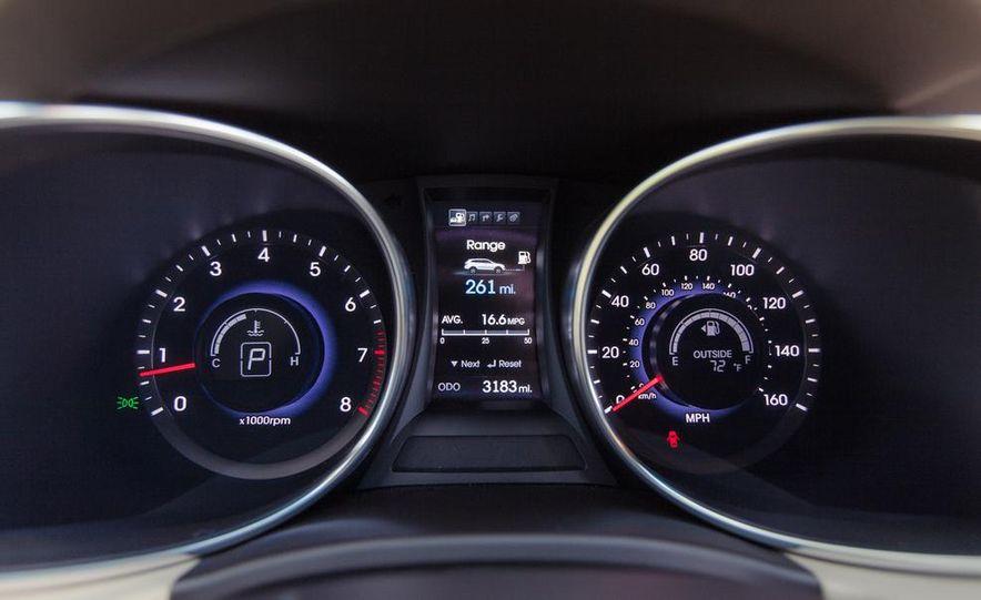 2013 Hyundai Santa Fe Limited AWD - Slide 32