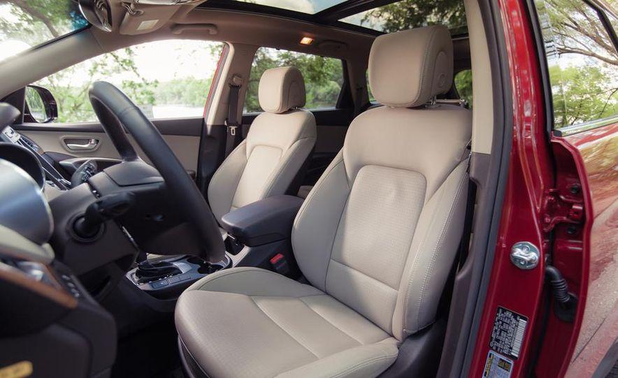 2013 Hyundai Santa Fe Limited AWD - Slide 25