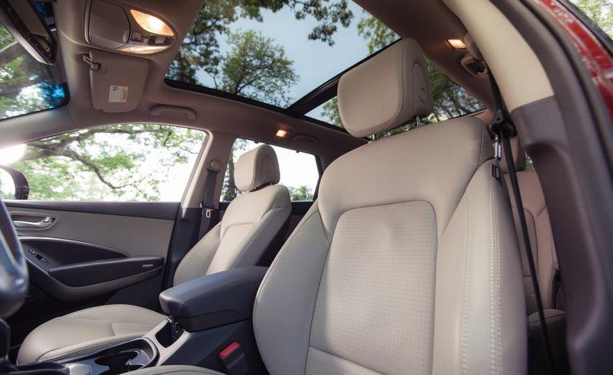 2013 Hyundai Santa Fe Limited AWD - Slide 26