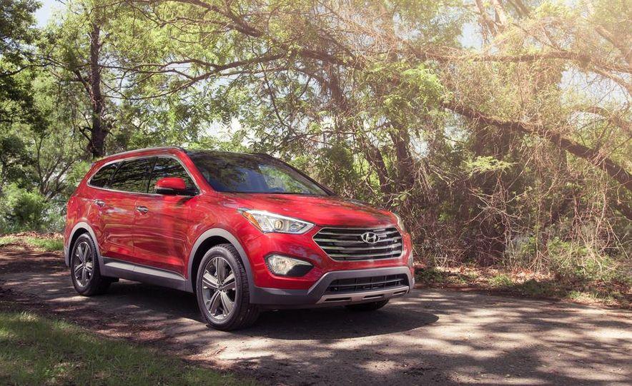 2013 Hyundai Santa Fe Limited AWD - Slide 13