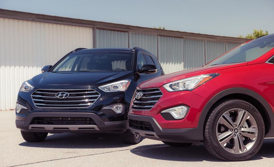 2013 Hyundai Santa Fe Limited AWD - Slide 58