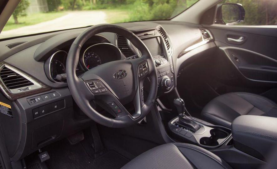 2013 Hyundai Santa Fe Limited AWD - Slide 50