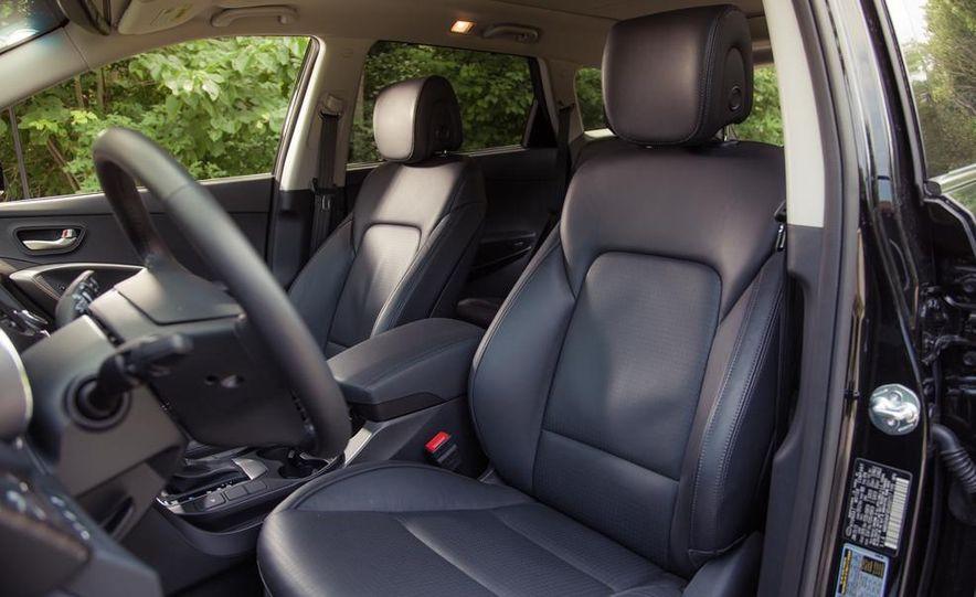 2013 Hyundai Santa Fe Limited AWD - Slide 51