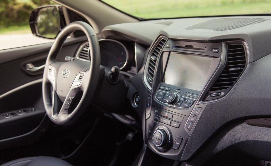 2013 Hyundai Santa Fe Limited AWD - Slide 54