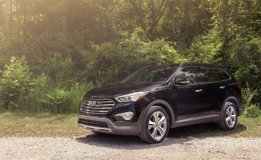 2013 Hyundai Santa Fe Limited AWD - Slide 47