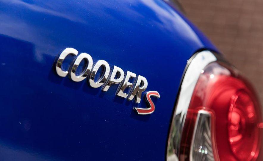 2013 Mini Cooper S Paceman ALL4 - Slide 26