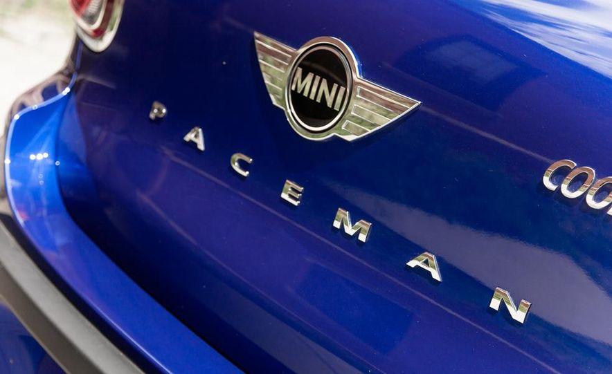 2013 Mini Cooper S Paceman ALL4 - Slide 22