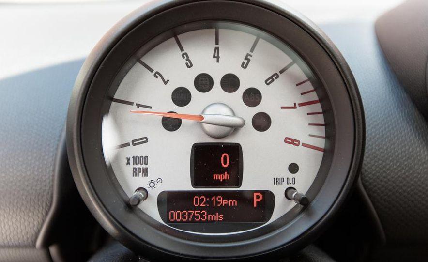 2013 Mini Cooper S Paceman ALL4 - Slide 33