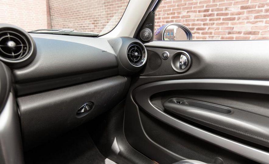 2013 Mini Cooper S Paceman ALL4 - Slide 36