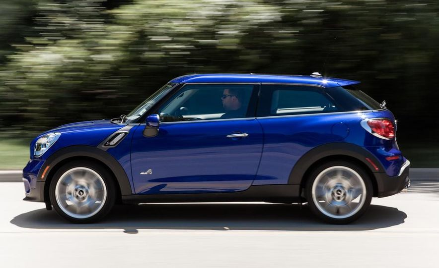 2013 Mini Cooper S Paceman ALL4 - Slide 7