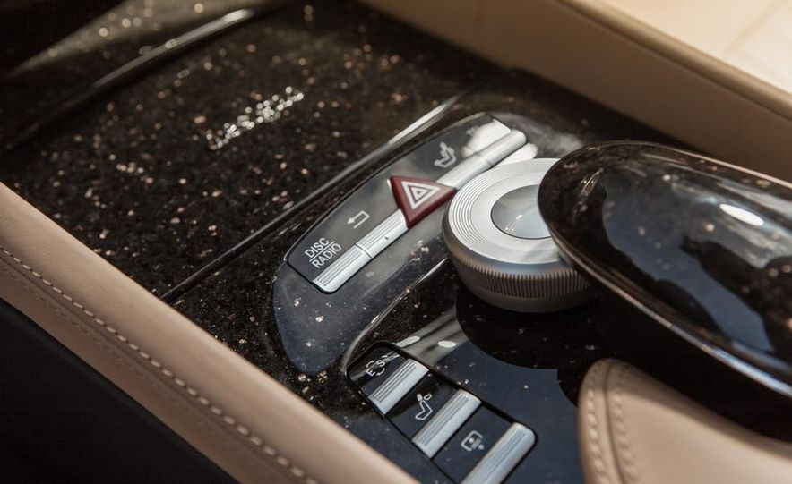 2013 Mercedes-Benz CL600 - Slide 25
