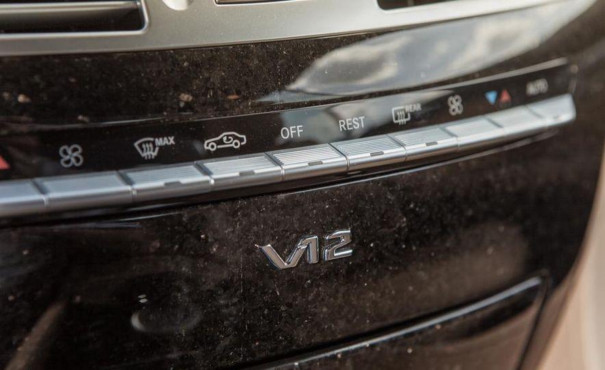 2013 Mercedes-Benz CL600 - Slide 23