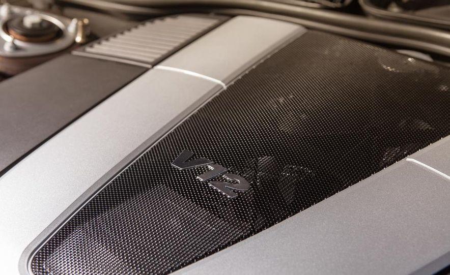 2013 Mercedes-Benz CL600 - Slide 31