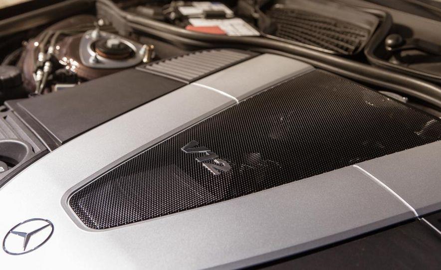 2013 Mercedes-Benz CL600 - Slide 30