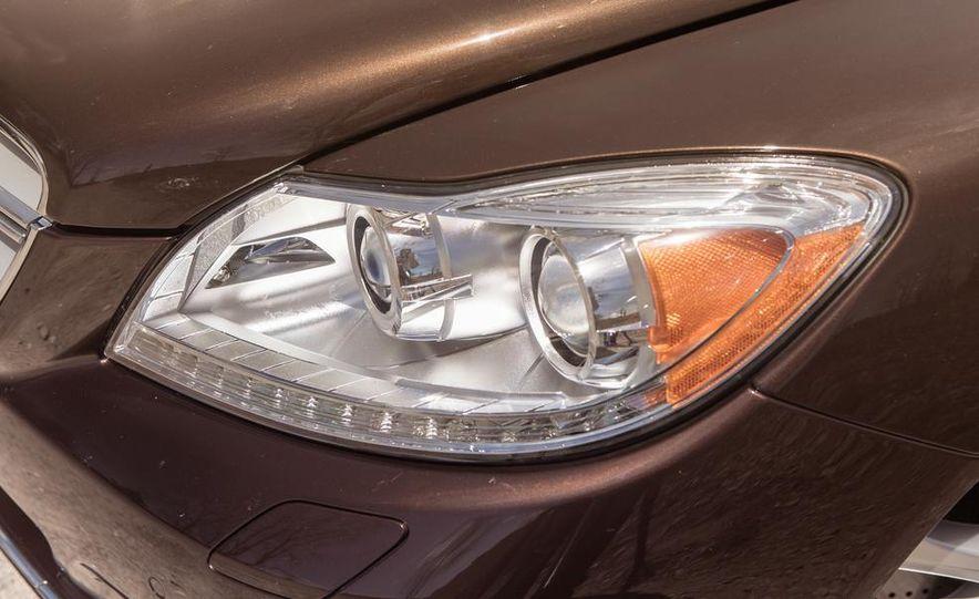 2013 Mercedes-Benz CL600 - Slide 13