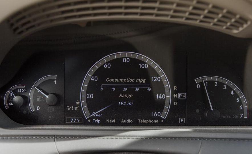 2013 Mercedes-Benz CL600 - Slide 27