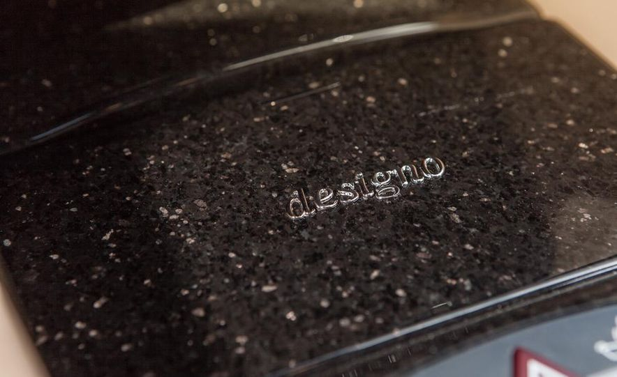 2013 Mercedes-Benz CL600 - Slide 26