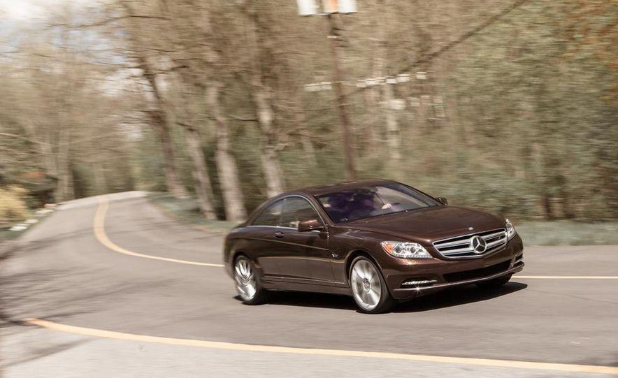 2013 Mercedes-Benz CL600 - Slide 2