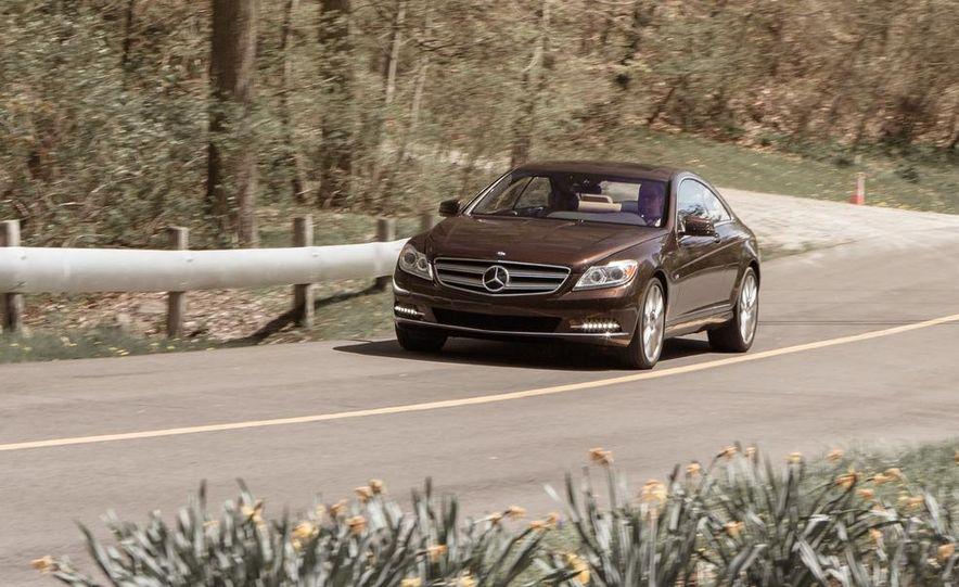 2013 Mercedes-Benz CL600 - Slide 3