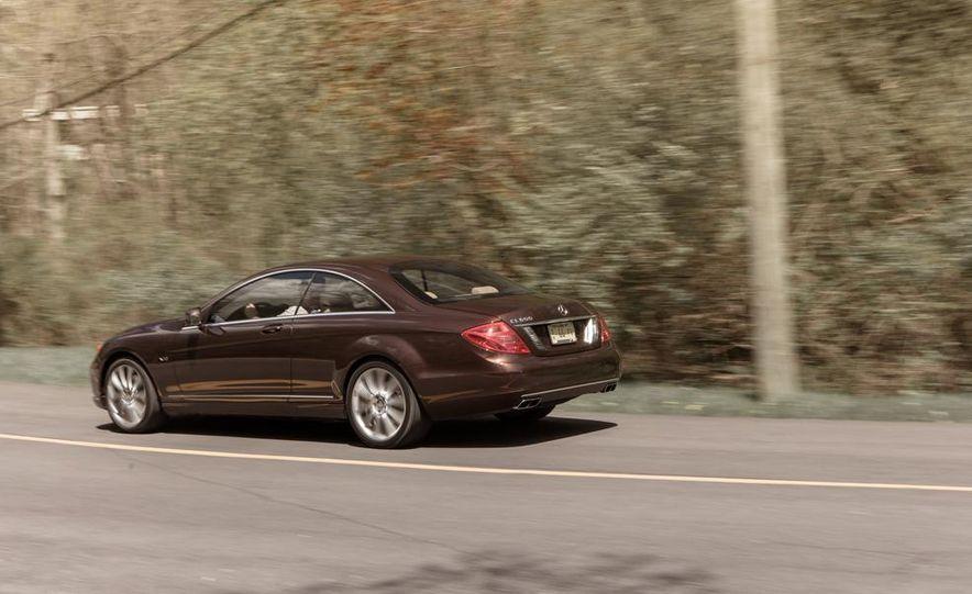 2013 Mercedes-Benz CL600 - Slide 6