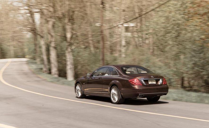2013 Mercedes-Benz CL600 - Slide 7