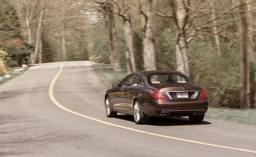 2013 Mercedes-Benz CL600 - Slide 8