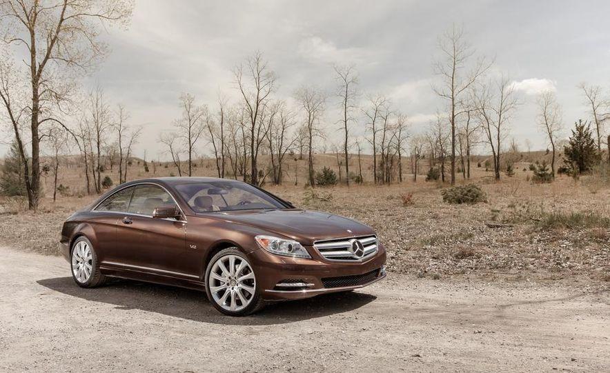 2013 Mercedes-Benz CL600 - Slide 9