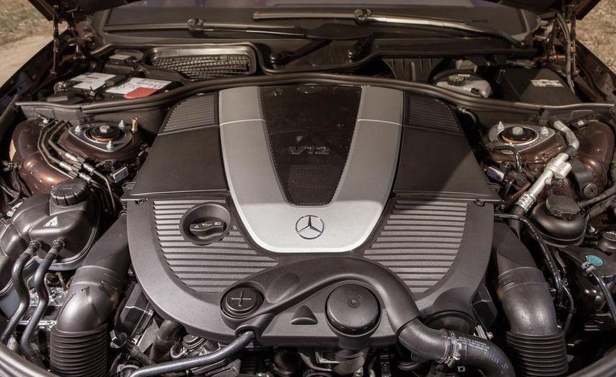 2013 Mercedes-Benz CL600 - Slide 29
