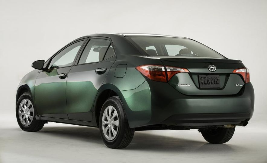 2014 Toyota Corolla - Slide 44