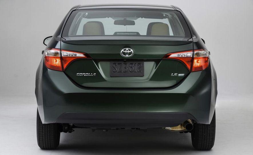 2014 Toyota Corolla - Slide 46