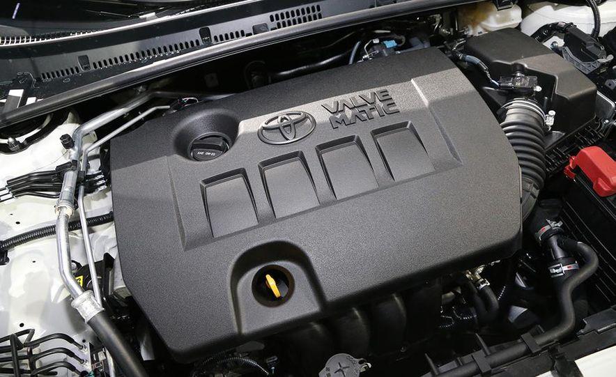 2014 Toyota Corolla - Slide 25