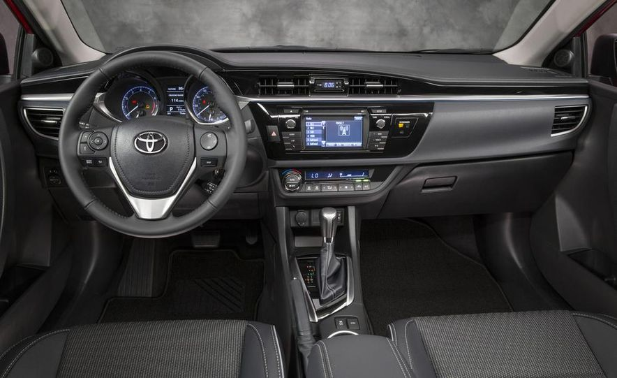 2014 Toyota Corolla - Slide 43