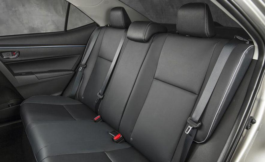2014 Toyota Corolla - Slide 35