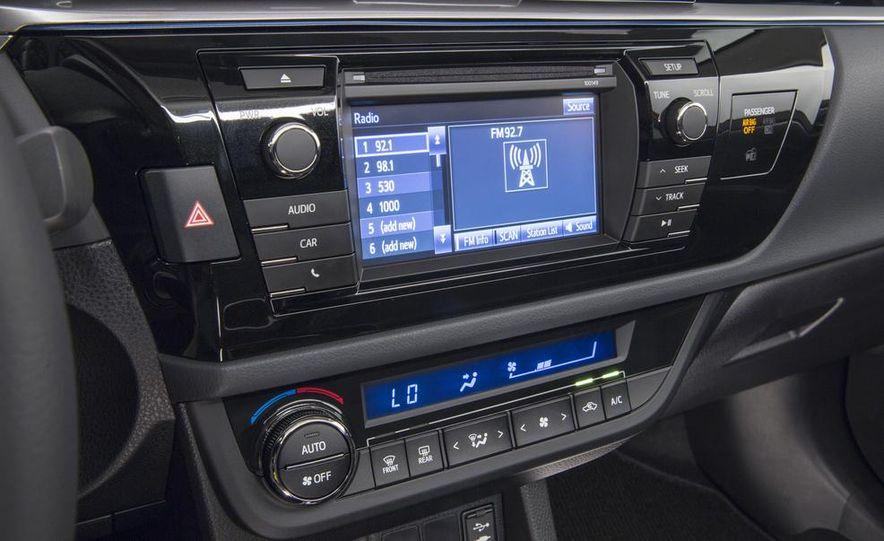 2014 Toyota Corolla - Slide 38