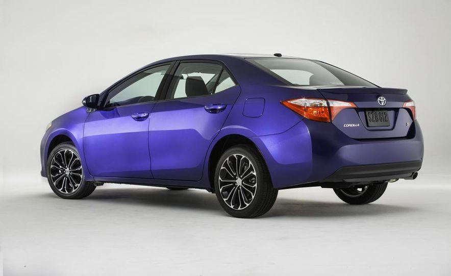 2014 Toyota Corolla - Slide 42
