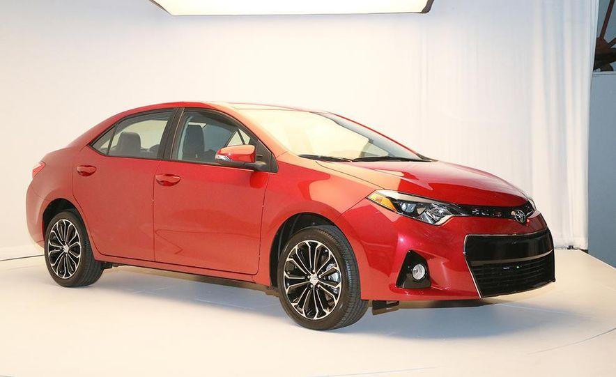 2014 Toyota Corolla - Slide 17