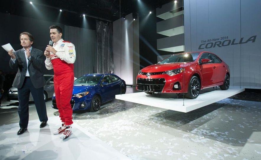 2014 Toyota Corolla - Slide 4
