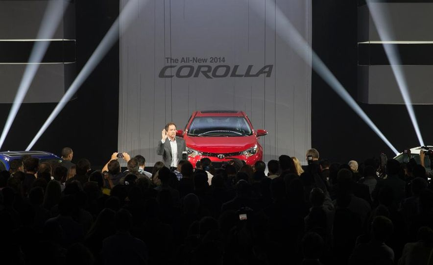 2014 Toyota Corolla - Slide 7