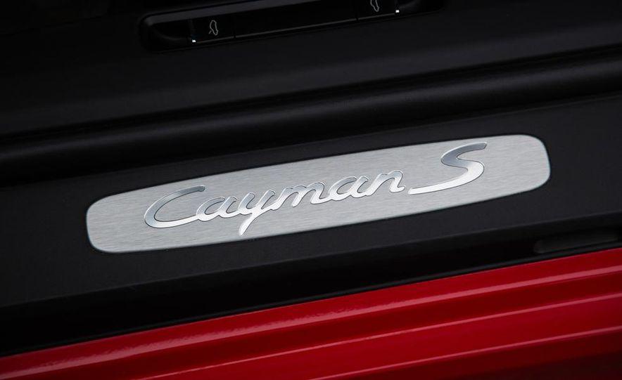 2014 Porsche Cayman S - Slide 28