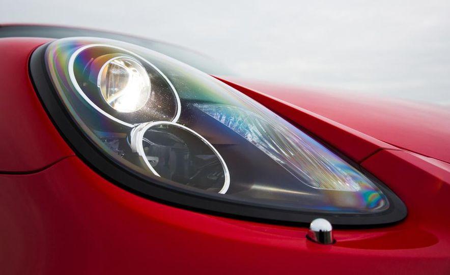2014 Porsche Cayman S - Slide 19
